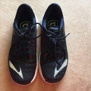 Like New Brooks Shoes size 8